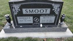 """Harold Richard """"Pete"""" Smoot"""
