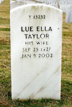 Lue Ella Taylor