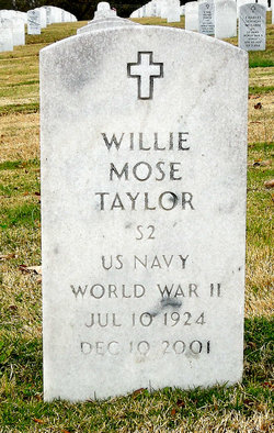 Willie Mose Taylor