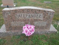 Alta Mae <I>Todd</I> Alexander
