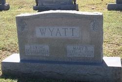 Mary Viola <I>Bagwell</I> Wyatt