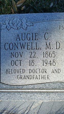 Dr Augie Cornelius Conwell