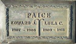 Lula Charlotte Paice