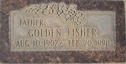 "William Golden ""Golden"" Fisher"