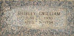 Shirley Gwilliam