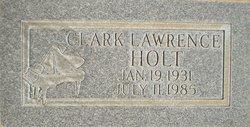 Clark Lawrence Holt