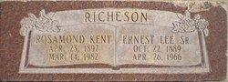 Ernest Lee Richeson, Sr