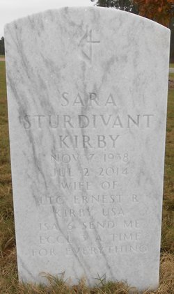 Sara Kirby