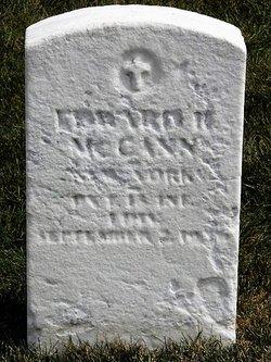 Edward H McCann