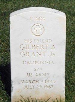 Gilbert A Grant, Jr