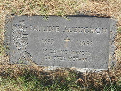 Pauline Astor <I>Doyle</I> Aubuchon