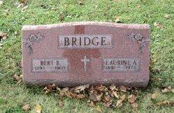 Laurine A <I>Lavin</I> Bridge