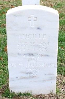 Lucille <I>Jenkins</I> Sisco