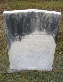 Sarah Rines