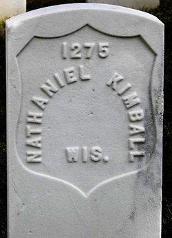 Nathaniel Kimball