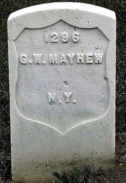 G. W. Mayhew
