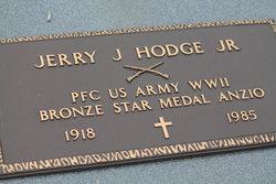 Jerry J Hodge Jr.