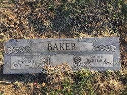 Bertha Jane <I>Harney</I> Baker