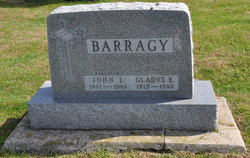 Gladys E <I>Jacobs</I> Barragy