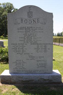 George Boone III