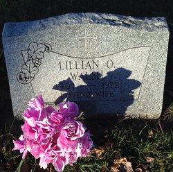 Lillian Olive <I>Mathew</I> Walsh