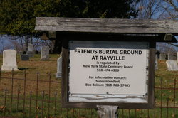 Friends Cemetery at Rayville