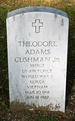 Theodore Adams Cushman, Jr