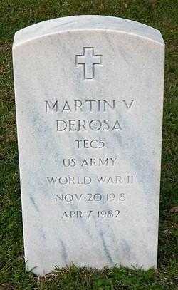 Martin Victor Derosa
