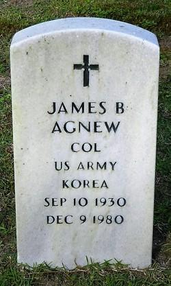 James Barron Agnew