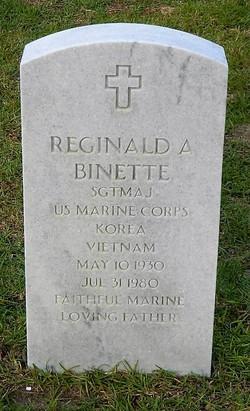 Reginald Alfred Binette