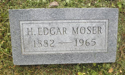 Hanson Edgar Moser