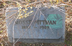 Mosse <I>Ramsey</I> Pittman