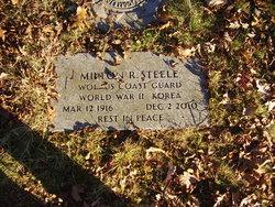 Milton R Steele