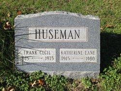 Frank Cecil Huseman