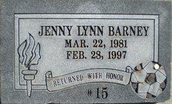 Jenny Lynn Barney