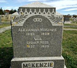 Alexander McKenzie