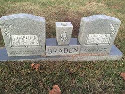 Charlie L Braden