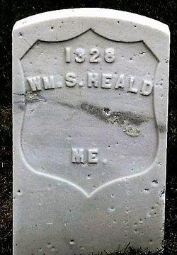 William S Heald