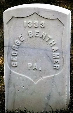 PVT George Benthamer
