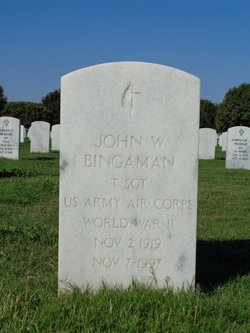 John W Bingaman