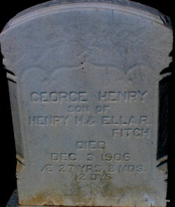 George Henry Fitch