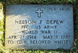 Nelson F Depew