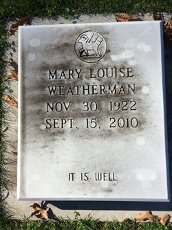 Mary Libes Weatherman