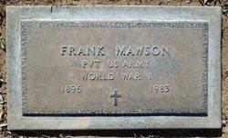 Frank Mawson