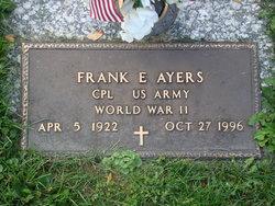 Frank E Ayers