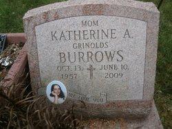 """Katherine """"Kandy"""" <I>Grinolds</I> Burrows"""