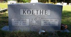 "Robert Louis ""Bobbie"" Koethe"
