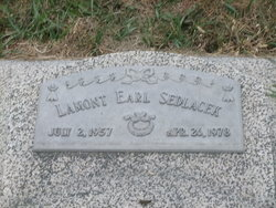 Lamont Earl Sedlacek