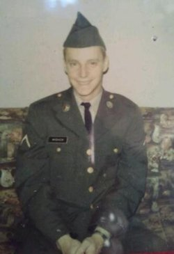 Corp Donald Ray Wishon