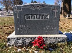 "Maria Rosa ""Rose"" <I>La Rocca</I> Route"